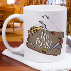 Mr. Fix-It Coffee Mug
