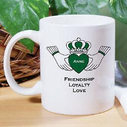 Friendship Loyalty Love Personalized Coffee Mug