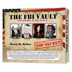 History of the FBI Vault Book