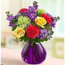 Mother's Devotion Flower Bouquet