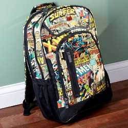 Incredible Marvel Superheroes Backpack