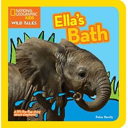 Ella's Bath Board Book