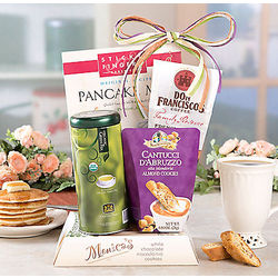 Breakfast Assortment Gift Basket
