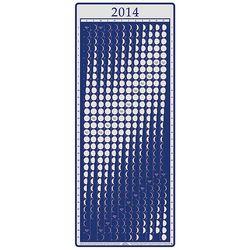 Moonlight Calendar 2014
