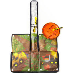 Garden or Construction Kid's Lunch Box