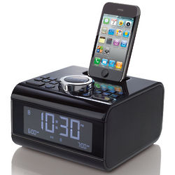 iDesign Cube Clock Radio