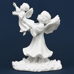 """Comfort of Heaven"" Figurine for Infant or Child Loss"