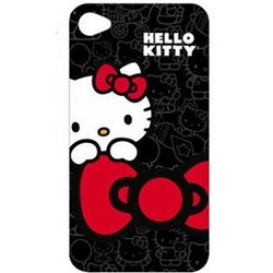Hello Kitty iPhone 4 Hard Back Cover Case