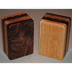 Wooden Steak Knife Block