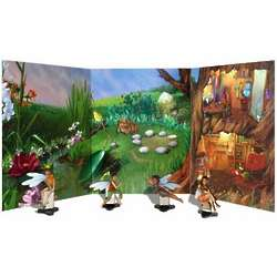 Fairies of the Great Wood Magnet Board