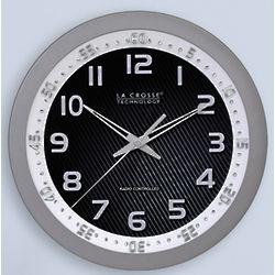 WWVB Chapter Ring Wall Analog Clock