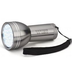 Together We Shine LED Flashlight