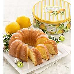 Miss Grace Lemon Cake Gift Tin