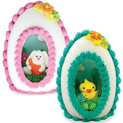 Children's Peek-Inside Sugar Egg