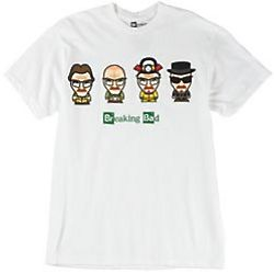 Breaking Bad Line-Up T-Shirt