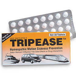 Trip Ease™ Motion Sickness Pills
