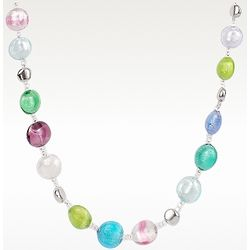 Frida Murano Glass Bead Necklace