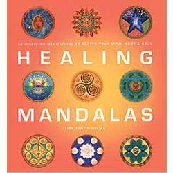 Healing Mandalas Hardcover Book
