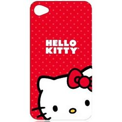 Red Hello Kitty iPhone 4 Case