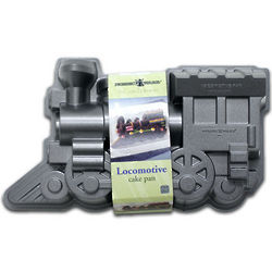 Locomotive Cake Pan