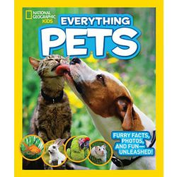 Everything Pets Fact Book