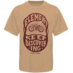 Goggles Khaki T-Shirt