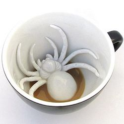 Creepy Spider Cup