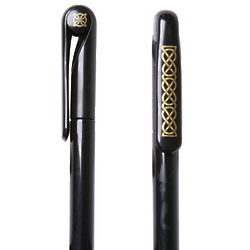 Celtic Knot Seven Year Pen