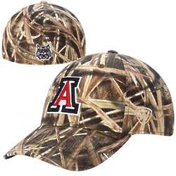 Arizona Wildcats Camo Flex Hat