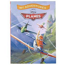 Personalized Planes Large Story Book