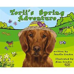 Torii's Spring Adventure Children's Book