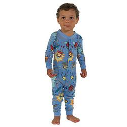 Robot Infant Pajamas