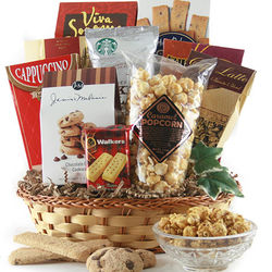 Warm Wishes Gourmet Gift Basket