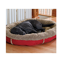 Medium Ultimate Fleece Wraparound Bed
