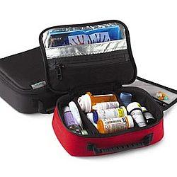 Compact Medicine Case