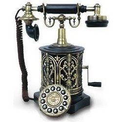 1893 Biscuit Barrel Design Phone