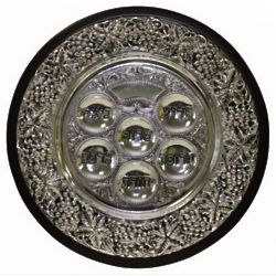 Silver Grape Vine Seder Plate