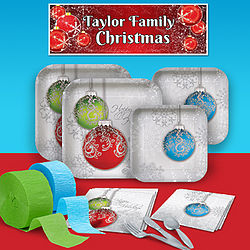 Jingle Bells Deluxe Kit-N-Kaboodle Party Kit