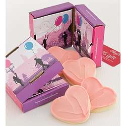 Heart to Heart Delilah Cookie Card Gift Box