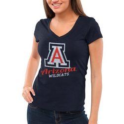Arizona Wildcats Women's Gamer V-Neck T-Shirt