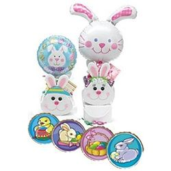 Easter Bunny Tote Gift Set