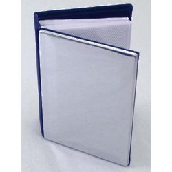 Personalized Solid Faced Chrome Mini Photo Album
