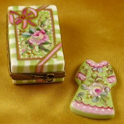 Victoria Dress Limoges Box