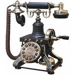 Eiffel Tower 1892 Telephone