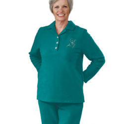 Women's Adaptive Tracksuit for Arthritis Patient