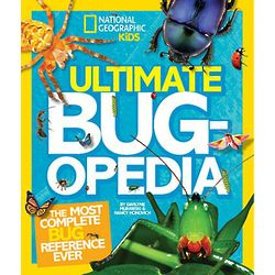 Ultimate Bugopedia Book