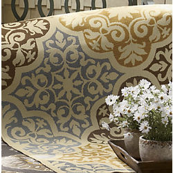 Damask Anywhere Rug