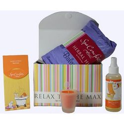 Relax to the Max Gift Set