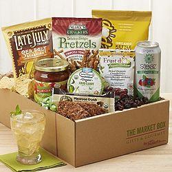 Only Organic Market Gift Box