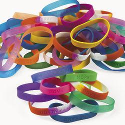 Mega Sayings Bracelet Assortment